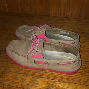 Kid's Sperry Boat Shoes